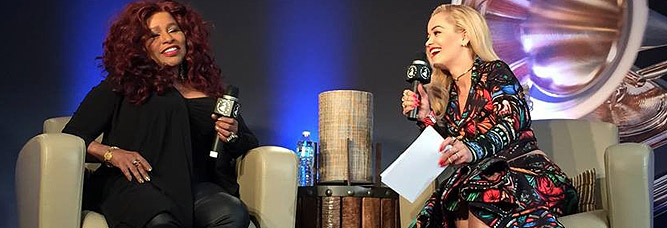 Video: GRAMMY U Off The Record with Chaka Khan