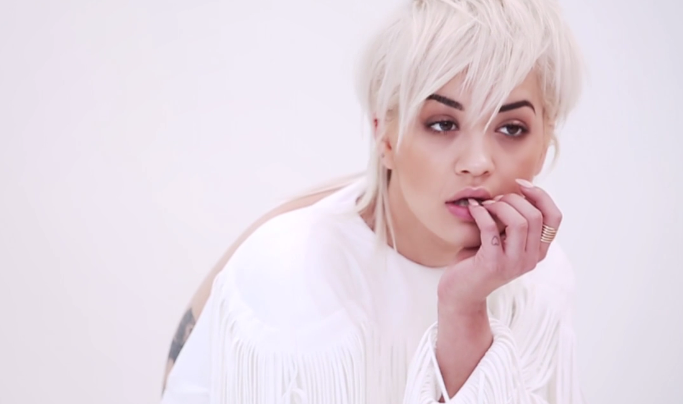 Photos/Video: Rita on the cover of Marie Claire