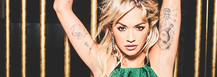 Rita Ora live on the Today Show (03/25)